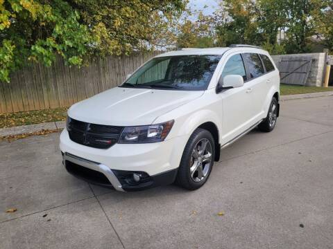 2014 Dodge Journey for sale at Harold Cummings Auto Sales in Henderson KY