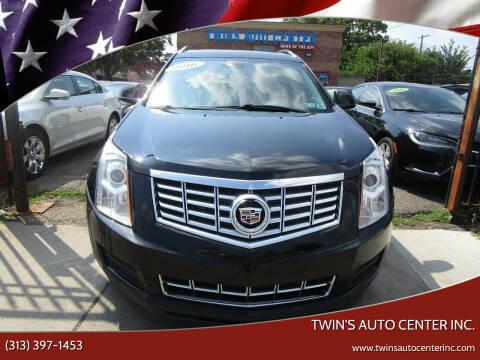 2016 Cadillac SRX for sale at Twin's Auto Center Inc. in Detroit MI