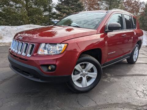 2011 Jeep Compass for sale at West Point Auto Sales in Mattawan MI