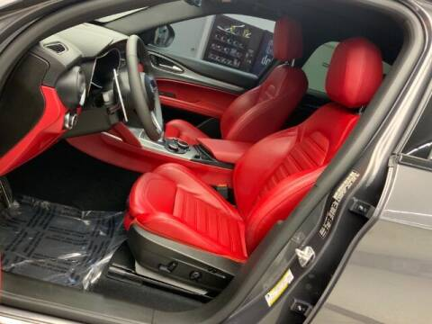 2019 Alfa Romeo Stelvio for sale at Dixie Motors in Fairfield OH