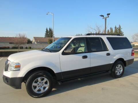 2013 Ford Expedition EL for sale at Repeat Auto Sales Inc. in Manteca CA