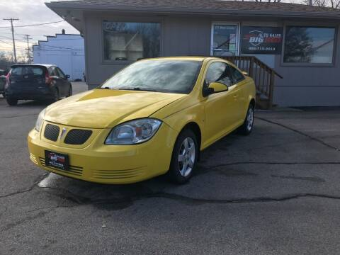 2009 Pontiac G5 for sale at Big Red Auto Sales in Papillion NE