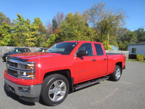 2014 Chevrolet Silverado 1500 for sale at Auto Choice of Middleton in Middleton MA