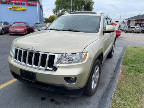 2012 Jeep Grand Cherokee for sale at Kellis Auto Sales in Columbus OH