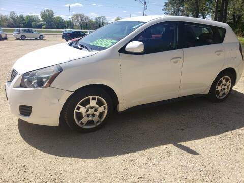 2009 Pontiac Vibe for sale at Northwoods Auto & Truck Sales in Machesney Park IL