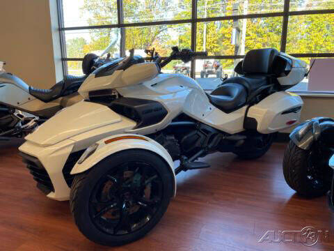 2019 Can-Am F3 LIMITED SE6 AUTO for sale at ROUTE 3A MOTORS INC in North Chelmsford MA