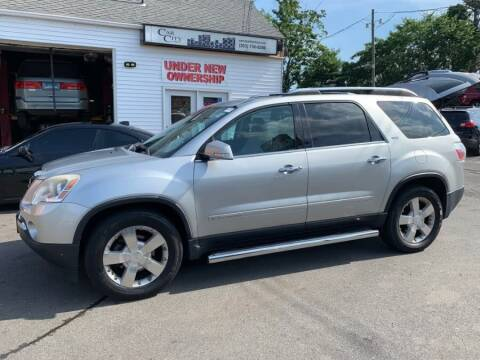2008 GMC Acadia for sale at Car VIP Auto Sales in Danbury CT