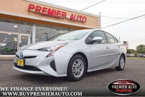2016 Toyota Prius for sale at PREMIER AUTO IMPORTS - Temple Hills Location in Temple Hills MD