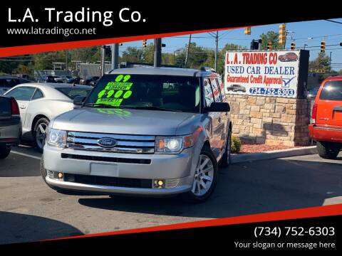 2009 Ford Flex for sale at L.A. Trading Co. in Woodhaven MI