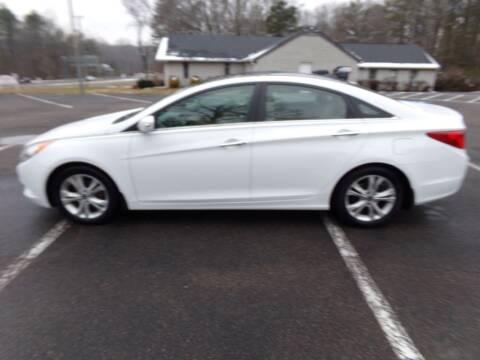 2013 Hyundai Sonata for sale at West End Auto Sales LLC in Richmond VA