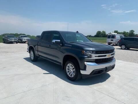 2020 Chevrolet Silverado 1500 for sale at Burtle Motors in Auburn IL