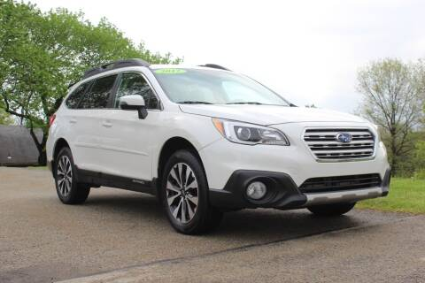 2017 Subaru Outback for sale at Harrison Auto Sales in Irwin PA
