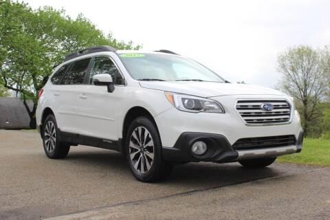 2017 Subaru Outback for sale at Harrison Auto Sales in Irwin PA