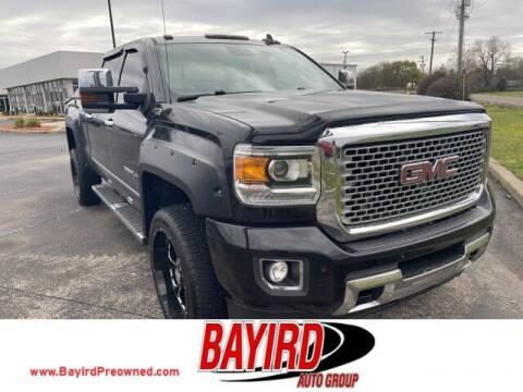 2015 GMC Sierra 2500HD for sale at Bayird Truck Center in Paragould AR