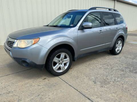 2010 Subaru Forester for sale at Freeman Motor Company in Lawrenceville VA