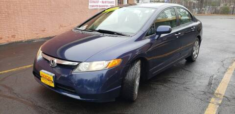 2006 Honda Civic for sale at Exxcel Auto Sales in Ashland MA