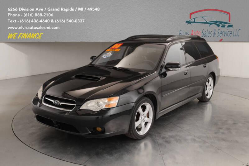 2006 Subaru Legacy for sale at Elvis Auto Sales LLC in Grand Rapids MI