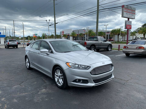 2016 Ford Fusion for sale at Sam's Motor Group in Jacksonville FL