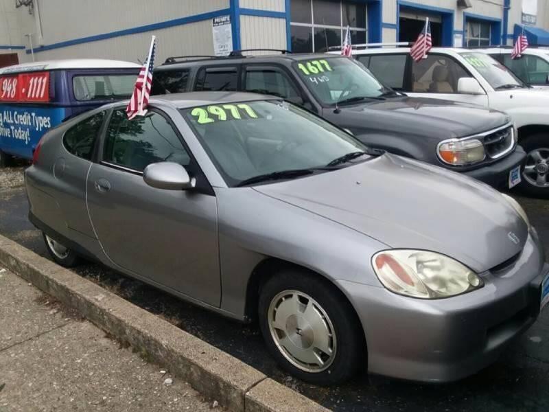 2000 Honda Insight for sale at Klein on Vine in Cincinnati OH