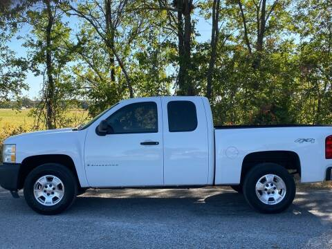 2009 Chevrolet Silverado 1500 for sale at RAYBURN MOTORS in Murray KY