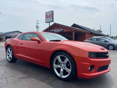2010 Chevrolet Camaro for sale at HUFF AUTO GROUP in Jackson MI