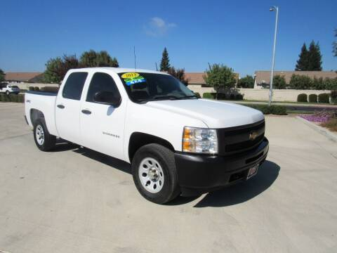 2013 Chevrolet Silverado 1500 for sale at Repeat Auto Sales Inc. in Manteca CA