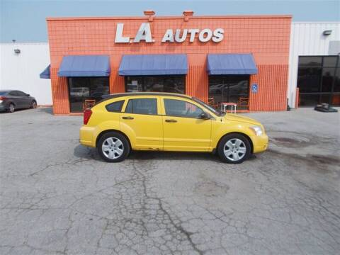 2007 Dodge Caliber for sale at L A AUTOS in Omaha NE
