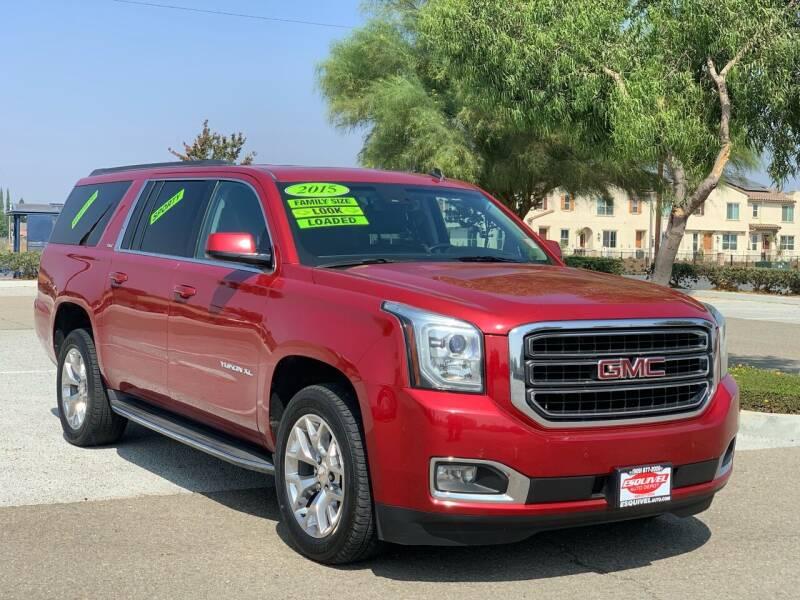 2015 GMC Yukon XL for sale at Esquivel Auto Depot in Rialto CA