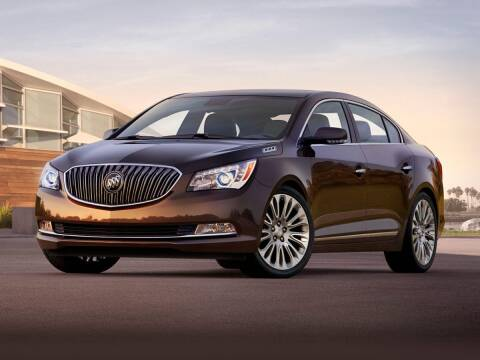 2014 Buick LaCrosse for sale at Midway Auto Outlet in Kearney NE