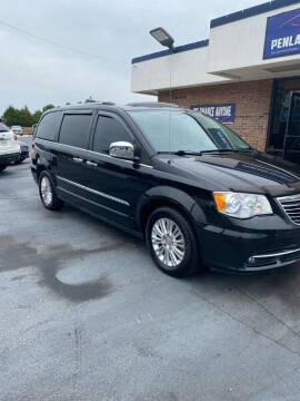 2015 Chrysler Town and Country for sale at Penland Automotive Group in Taylors SC