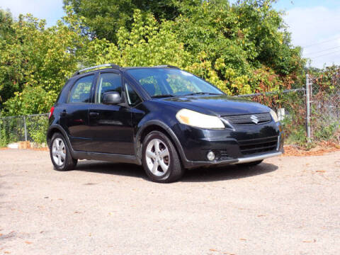 2007 Suzuki SX4 Crossover for sale at The Auto Depot in Raleigh NC