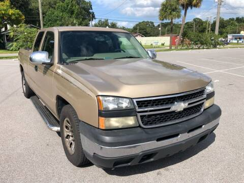 2007 Chevrolet Silverado 1500 Classic for sale at Consumer Auto Credit in Tampa FL