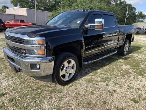 2015 Chevrolet Silverado 2500HD for sale at CROWN  DODGE CHRYSLER JEEP RAM FIAT in Pascagoula MS