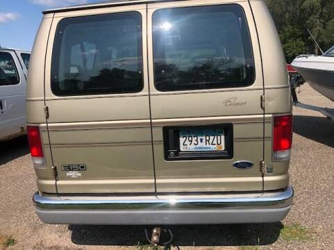 1999 Ford E-Series Cargo for sale at Triple R Sales in Lake City MN