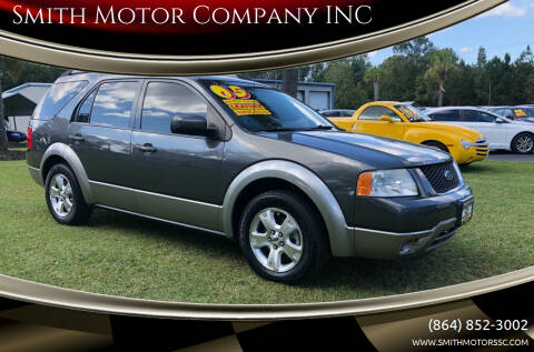 2005 Ford Freestyle for sale at Smith Motor Company INC in Mc Cormick SC