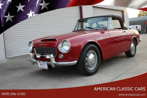 1967 Datsun SPL311 for sale at American Classic Cars in La Verne CA