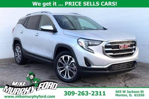 2020 GMC Terrain for sale at Mike Murphy Ford in Morton IL