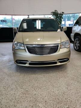 2011 Chrysler Town and Country for sale at Fansy Cars in Mount Morris MI