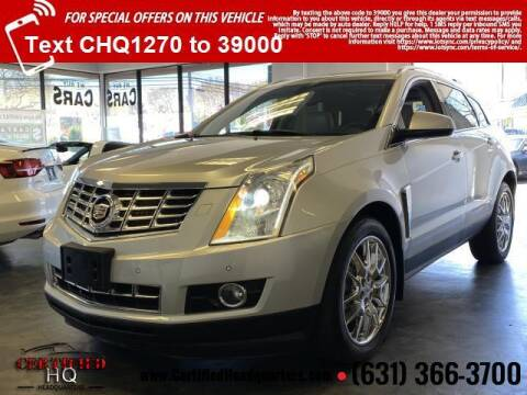2013 Cadillac SRX for sale at CERTIFIED HEADQUARTERS in St James NY