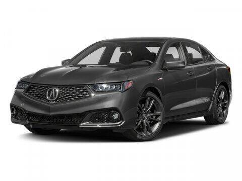 2018 Acura TLX for sale at Stephen Wade Pre-Owned Supercenter in Saint George UT