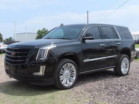 2017 Cadillac Escalade for sale at BIG STAR HYUNDAI in Houston TX