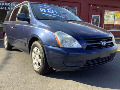 2008 Kia Sedona for sale at Active Auto Sales in Hatboro PA
