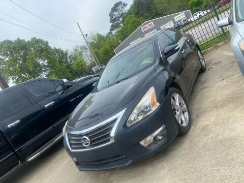 2013 Nissan Altima for sale at Copeland's Auto Sales in Union City GA