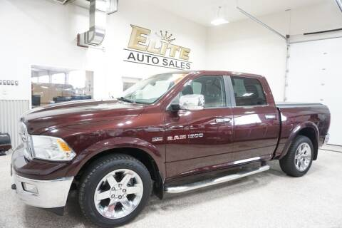 2012 RAM Ram Pickup 1500 for sale at Elite Auto Sales in Ammon ID