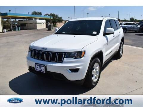 2017 Jeep Grand Cherokee for sale at South Plains Autoplex by RANDY BUCHANAN in Lubbock TX