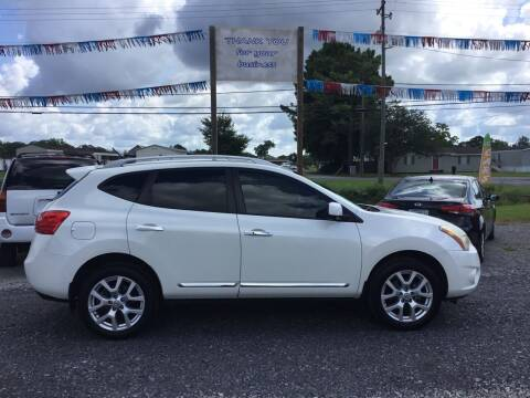 2012 Nissan Rogue for sale at Affordable Autos II in Houma LA
