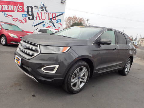 2016 Ford Edge for sale at Tommy's 9th Street Auto Sales in Walla Walla WA