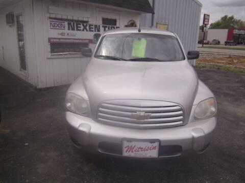 2008 Chevrolet HHR for sale at MITRISIN MOTORS INC in Oskaloosa IA