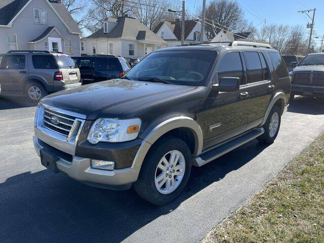 2006 Ford Explorer for sale at JC Auto Sales in Belleville IL