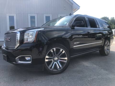 2017 GMC Yukon XL for sale at Beckham's Used Cars in Milledgeville GA